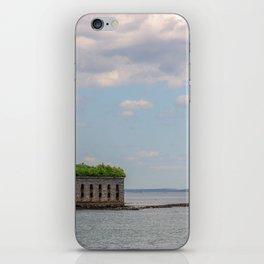 Ocean Fort iPhone Skin