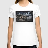 alone T-shirts featuring Alone by SpaceFrogDesigns