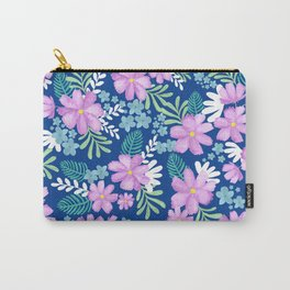 Alicia Florals Carry-All Pouch