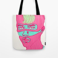 freedom Tote Bags featuring Freedom by Vanessa Neves
