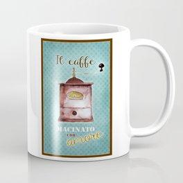 Coffee Ground with Love Coffee Mug