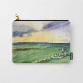 View from the sky Carry-All Pouch