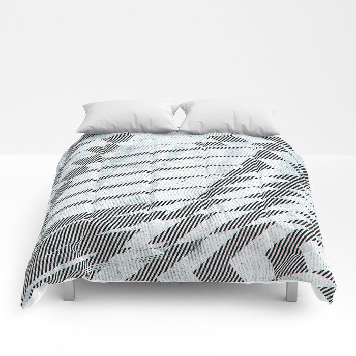 Patternity Comforters