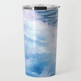 Wild waves Travel Mug