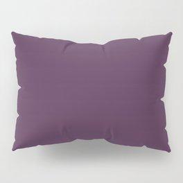 Fashionable shades of Aubergine Pillow Sham