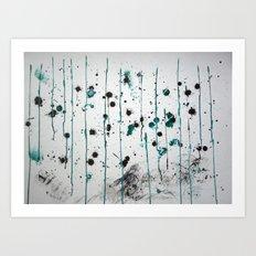 isolation Art Print