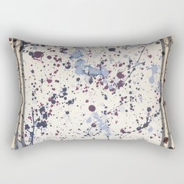 Attraction - square graphic Rectangular Pillow