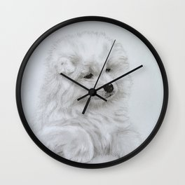 """ Just Divine "" Wall Clock"