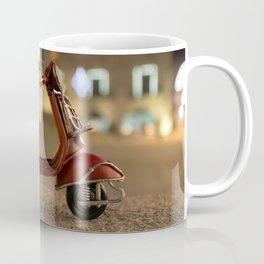 Little Cars, Big Planet (Let's Ride) Coffee Mug