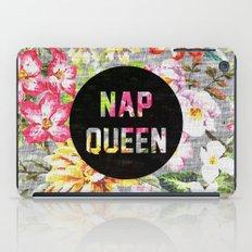 Nap Queen iPad Case