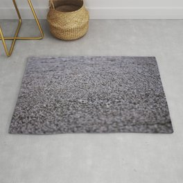 Frost on the North Wall Rug