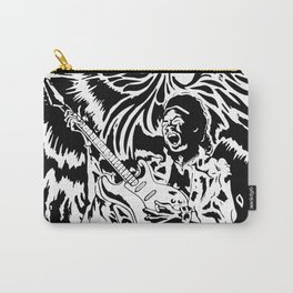 Jimi Hendrix Tribute Carry-All Pouch