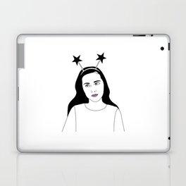 star girl Laptop & iPad Skin