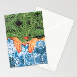 Touch Cold Stationery Cards