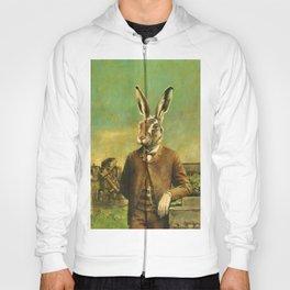 Victorian Hare Hoody
