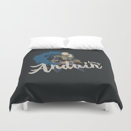 PEOPLE of AZEROTH: Anduin Duvet Cover