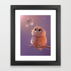 Little Guardian Framed Art Print