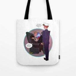 Cabinlock Tote Bag