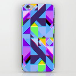 Geometric XVII iPhone Skin