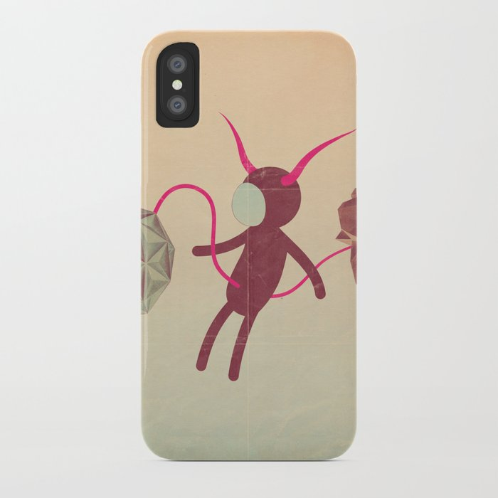 cornuto iPhone Case