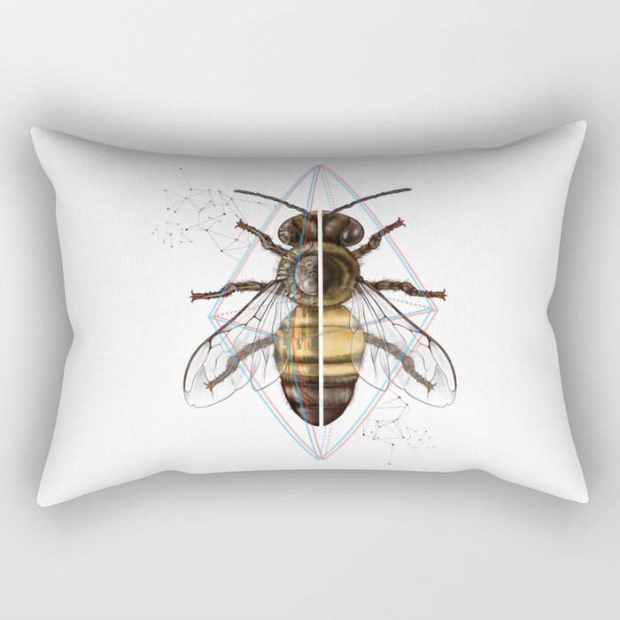 BeeSteam Rectangular Pillow