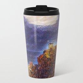Galicia Lighthouse Travel Mug