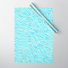 Sea Breeze Wrapping Paper