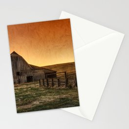 Memories of Harvest Stationery Cards