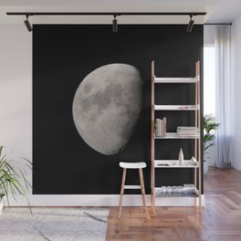 4K Dark Side of the Moon Original Wall Mural