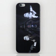 I find your lack of faith disturbing... iPhone Skin
