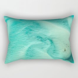 Great Barrier Reef Rectangular Pillow