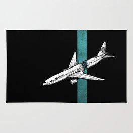 Flight 815 Rug