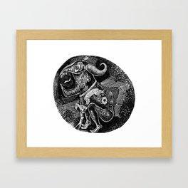 Avocado Framed Art Print
