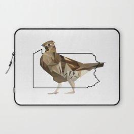 Pennsylvania – Ruffed Grouse Laptop Sleeve