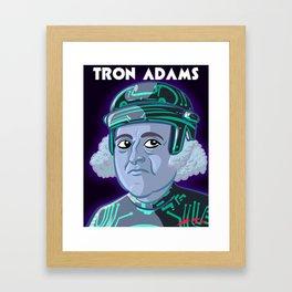 Tron Adams Framed Art Print