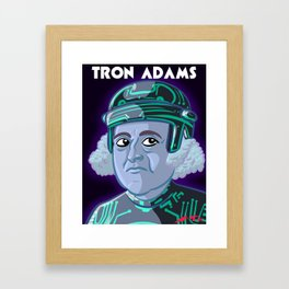 Tron Adams Framed Art Print