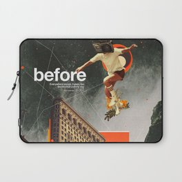 Before Laptop Sleeve