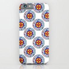 Celtic Wingcircle White iPhone 6s Slim Case