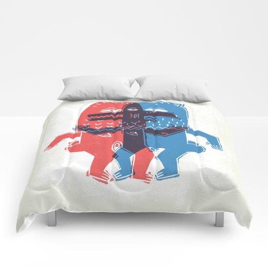 Zeter & Mordio Comforters
