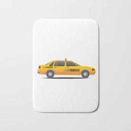 Taxi Driver Bath Mat
