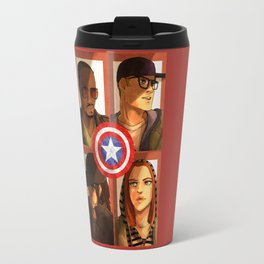 Team America Travel Mug