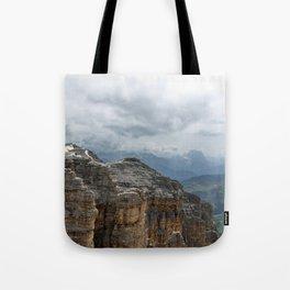 Dolomites Tote Bag