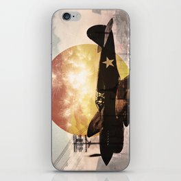 Warhawk iPhone Skin