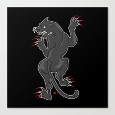 PP (Panther Power) Canvas Print