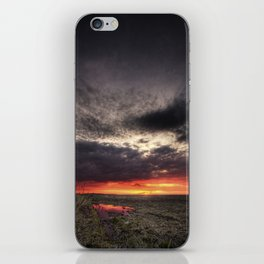 The End With You iPhone Skin