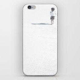 Little Girl iPhone Skin