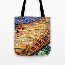Venice Tiles Tote Bag