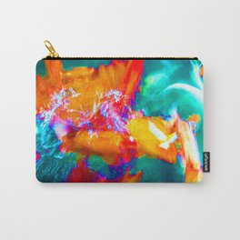 Trippy Fish Carry-All Pouch