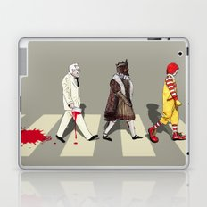 The Crusade of Abbey Road Laptop & iPad Skin