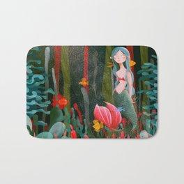 BTATO_Mermaid Bath Mat
